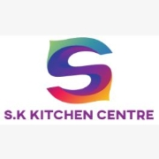 S.K Kitchen Centre logo