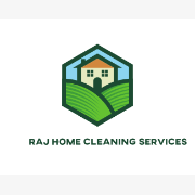Raj Home Cleaning Services logo