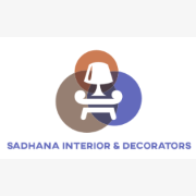 Logo of Sadhana Interior & Decorators
