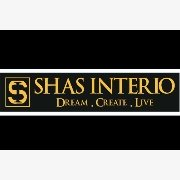 Logo of Shas Interior Hub Pvt Ltd Mumbai