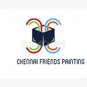 Logo of Chennai Friends Painting