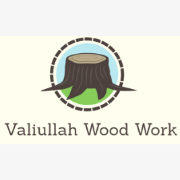 Logo of Valiullah Wood Work