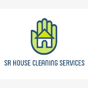 SR House Cleaning Services logo