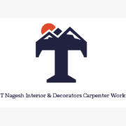 T Nagesh Interior & Decorators Carpenter Work logo