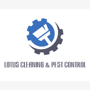 Logo of Lotus Cleaning & Pest Control