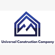 Logo of Universal Construction Company