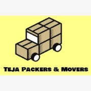 Logo of Teja Packers & Movers