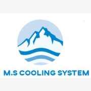 M.S Cooling System logo