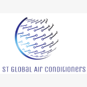 ST Global Air Conditioners logo