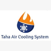 Logo of Taha Air Cooling System