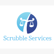 Scrubble Services logo