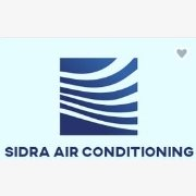 Sidra Air Conditioning logo