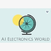 A.I Electronics World logo