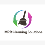 MRR Cleaning Solutions logo