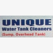 Logo of UNIQUE Water Tank Cleaners