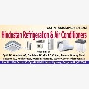 Logo of Hindustan Refrigeration & Air Conditioners