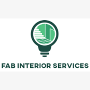 Logo of Fab Interior services