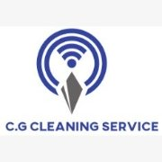 C.G Cleaning Service logo