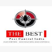 Logo of THE BEST PEST CONTROL INDIA