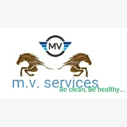 M.V Sump & Water Tank Cleaning Service logo