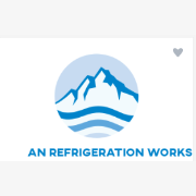 AN REFRIGERATION WORKS logo