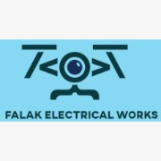 Logo of Falak Electrical Works