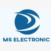Logo of MS Electronic