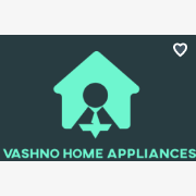 Logo of Vashno Home Appliances