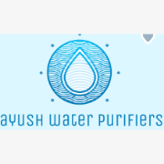 Logo of Ayush waterpurifiers