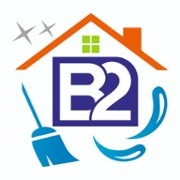 Logo of B2 Home Cleaning Services