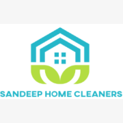Sandeep Home Cleaners logo