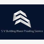 S V Building Water Proofing Service logo