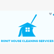 Logo of Ronit House  Cleaning Services