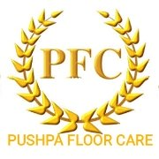 Logo of Pushpa Floor Care
