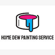 Logo of Home Dew Painting Service