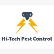 Hi-Tech Pest Control logo