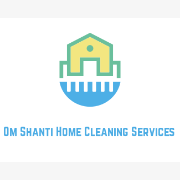 Logo of Om Shanti Home Cleaning Services