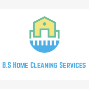 B.S Home Cleaning Services  logo