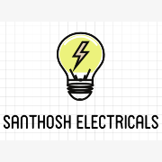 Santhosh Electrical logo
