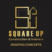 Logo of Square Up Construction And Interiors