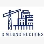 Logo of S M CONSTRUCTIONS