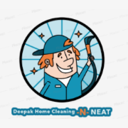 Deepak Home Cleaning Services logo