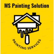 MS Painting Solutions logo