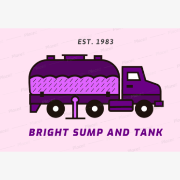 Bright Sump And Tank Cleaning Services logo