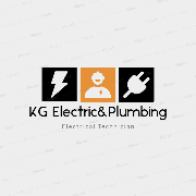 KG Electric And Plumbing logo