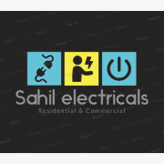 Sahil electricals and plumbers  logo
