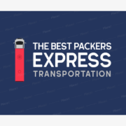 Logo of The Best India  Packers and Movers