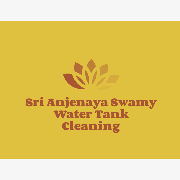 Logo of Sri Anjaneya Swamy Water Tank Cleaning Sevices