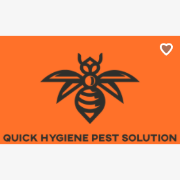 Logo of Quick Hygiene Pest Solution