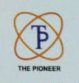 THE PIONEER PEST SOLUTION logo
